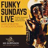 Funky Sundays Live & Mr Robinson - Bcn