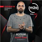 "Botteghi ON AIR Live @ ""MUSIC ZONE"" on m2o Radio"