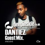 DANTIEZ is on DEEPINSIDE