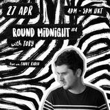 04.28.18 Fauve Radio - Round Midnight #4 w/ Toby