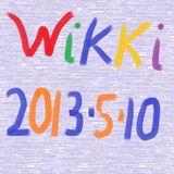 Wikki-Mix 2013/05/10