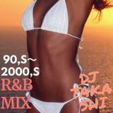90's~2000's hiphop R&B
