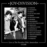 Joy Division -  Paradiso Club Amsterdam, Holland Jan 11, 1980