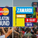 Julia Carpenter live @ Master Card Balaton Sound 2015 (Hungary)