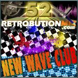 Retrobution Volume 52 - New Wave Club, 130 bpm