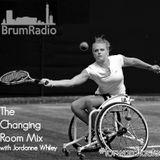 Jordanne Whiley on the Changing Room Mix
