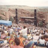 Grateful Dead - Live at Red Rocks - Morrison, CO - 7.8.1978 - SET 1 only