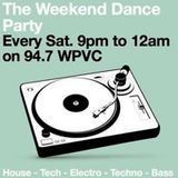 The Weekend Dance Party Show: on 94.7FM WPVC 05/19/2018 with Paul Nyc,  Dj Cadence & Philophonic