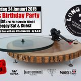 Oudjat aka PhiPhi & Greg DeWindt @ The Long Play Bar :Deejay Sat B-Day