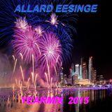 Allard Eesinge - Yearmix 2015