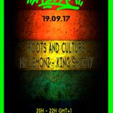La Selva Radioshow - 19.09.2017: Kaygee - Roots & Culture - Silly Tang