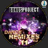 NICOLAS ESCOBAR - BONUS PROJECT VOL 11 (DANCE REMIXES VOL 3)