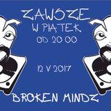 Broken Mindz Radio feat. Radicall 12.05