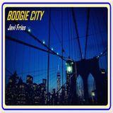 Javi Frias - Boogie City (All Vinyl Mix)