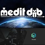 MeditDnB Sessions episode 103 + Viewer Exclusive Mix @Blackduckradio  (24-09-2018)