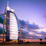 The sky in Dubai@Live