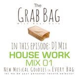 House Work 01 - Mix by DJ Bear Cole