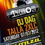 Technoclub podcast - Talla 2XLC june 2012