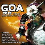 Goa 2015 Volume 2 Mixed Live By Dj Eddie B
