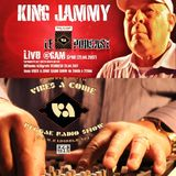 VAC - Special KING JAMMY's live @gam (integral live show)