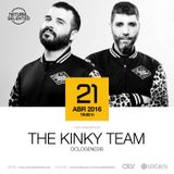 Natural Selekted - The Kinky Team 21-04-2016