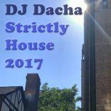 DJ Dacha - Strictly House 2017 - DL150