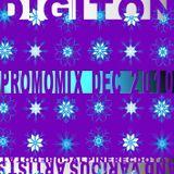 Digiton in the mix _ Promomix Dec 2010