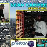 Energised With DJ Tim - Featuring DJ Sean Campbell From Chicago - 26/4/14/ - 103.2 Preston fm