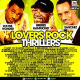 DJ ROY - BERES HAMMOND SANCHEZ WAYNE WONDER LOVERS ROCK THRILLER