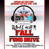 HAITIAN ALL-STARZ RADIO - WBAI - EPISODE #30 - 10-8-16 - FALL FUND DRIVE SPECIAL