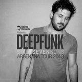 Baires Show w/ Deepfunk @ Proton Radio 24.06.2013