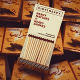 VinylHeavy: Recorded At Organika featuring Kribo Records 6.11.18