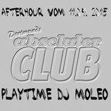 Afterhour (11.04.15) Absoluter Club mit DJ Moleo