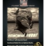 Planet Undergrind with Emotional Robot