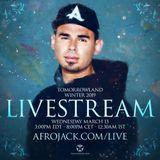 Afrojack - Live @ Tomorrowland Winter 2019