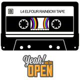 Rainbow Tape 2014 (Budapest Pride / Nyitottak Vagyunk)