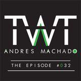 Andrés Machado's TranceWorld Tunes #032 w/ DJorge Caballero as Guestmixer (29 Apr / 01 May 2012)