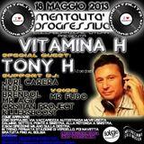 Tony H & Mr. Fudo live @ Bolgia 18-05-13 (Mentalità Progressiva)