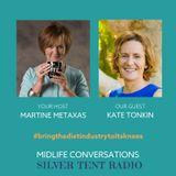 Martine Metaxas interviews Kate Tonkin on Bringing the Diet Industry to it Knees!