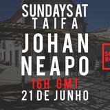 JOHAN & NEAPO at TAIFA, Setúbal - 21.06.2015