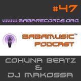 Babamusic Radio #47 with Cohuna Beatz, Guest Mix by DJ Makossa