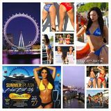 MRP live Bikini Boat Party 27th July London