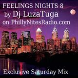 "Dj LuzaTuga  ""Feelings Nights #8"""