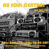 24.04.18 - NU SOUL CENTRAL - Solar Radio