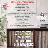 The Edge 96.1 MixMasters #209 - Mixed By Dj Trey (2018)
