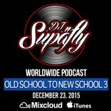 DJ Supafly - Old School to New School Mix 3