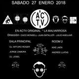 Josel Jimenez @ ACTV 27 Enero 2018 (Eugenia Viñes, 152)