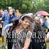 SDS Bye Bye summer 2016 official mix