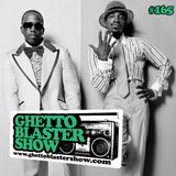 GHETTOBLASTERSHOW #165 (feb. 01/14)