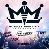 The Monday Night Mix Sessions mix by Dj Kiiddoo - Week 5